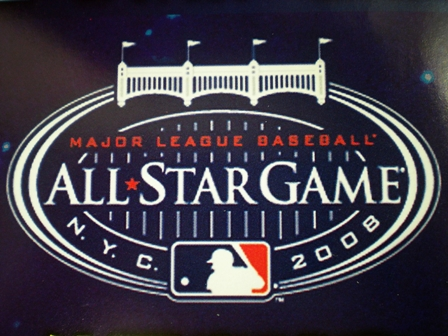 2008 All Star Game Logo