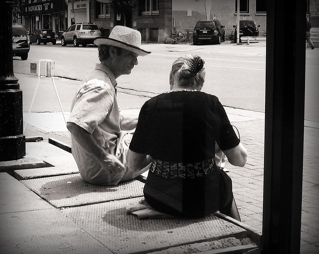 The Streetside Hustler