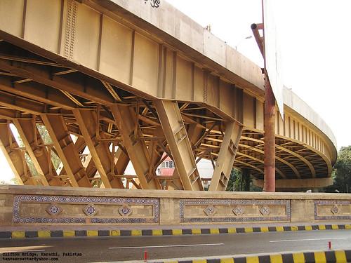 Clifton Bridge From Flyover