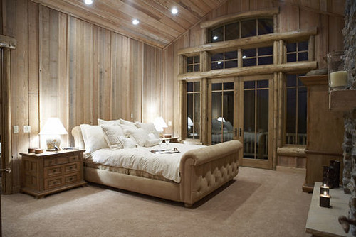 wooden luxurious home by stan.stauffer.