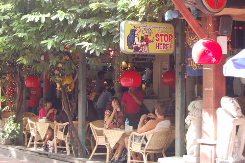 Khao San Road 考山路