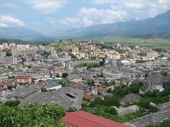 Gjirokastra (Blaz Purnat) Tags: valley albania gjirokastra gjirokastr albanien albanija albanie shqipria gjirokaster southalbania