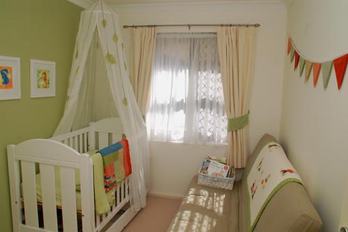 nursery por Anna Lloyd.