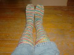 2008 SOS Socks - Done