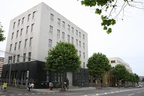 旧三井物産小樽支店 by RafaleM