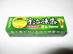 Mitsuwa Marketplace: Lotte - Matcha gum (in packaging)
