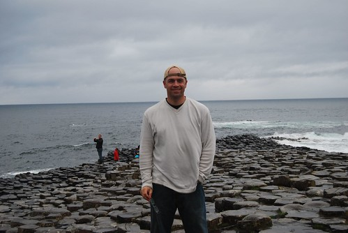 Me at Giant's Causeway, Northern Ireland