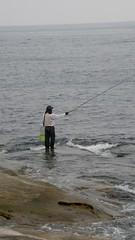 49.風雨前的釣客