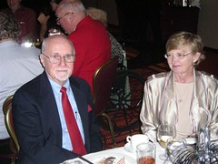Gene Hessler and Nancy Green