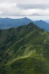 ポントナシベツ岳