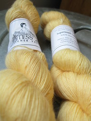Laceweight from Tess' Designer yarns