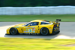 Corvette C6.R at Mosport