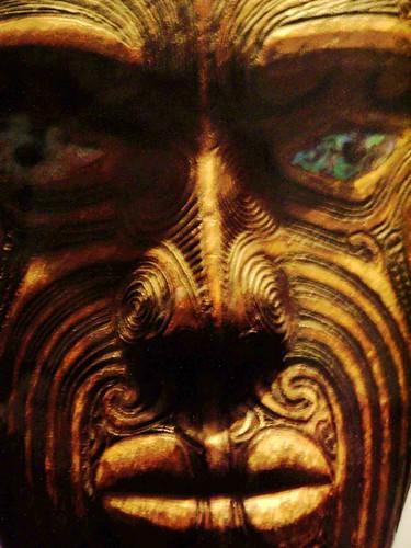 maori face tattoo. Maori facial tattoo