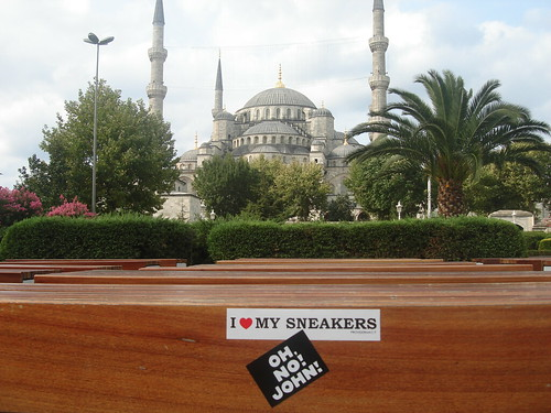 Oh,No!John x Providermag - ISTANBUL (1)