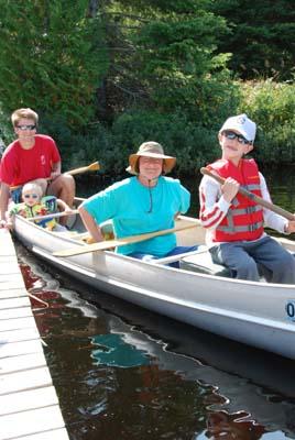 canoe gang