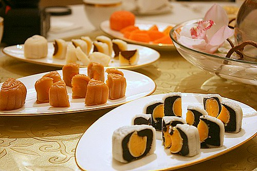 St Regis Pairs Mooncakes with Gourmet Teas | CAMEMBERU