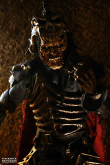 Bring me that book! (Boogeyman13) Tags: monster toy toys action zombie evil figure horror demon ash brucecampbell armyofdarkness 12inch evildead deadite