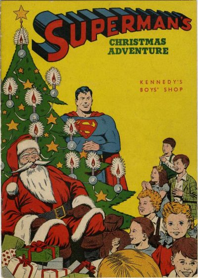 supermanchristmasa