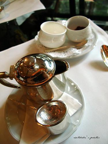 西華飯店Harrod's之茶具