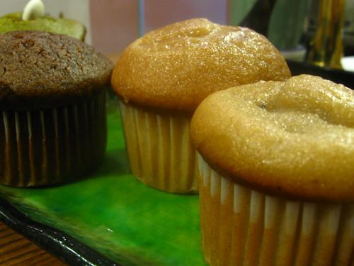 Japanese Wabi-Sabi Cupcakes