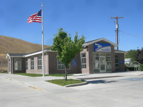 Stockton, Utah Post Office 84071 by Mansley.