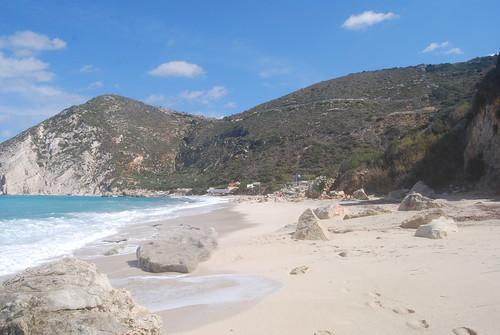 Petanί Beach, Kefalloniá