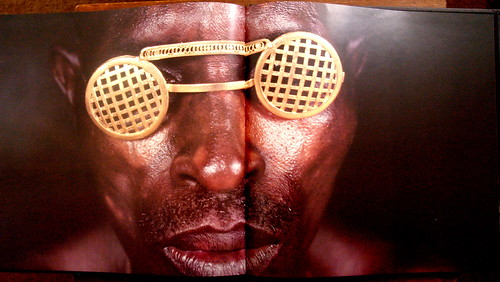 Akan Chief: Solid Gold Glasses