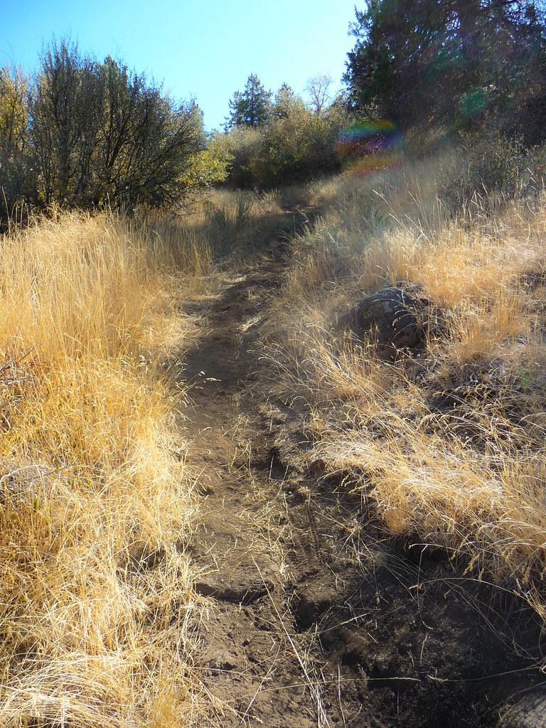Klamath Falls Mountain Bike Trails - Whiskeytown