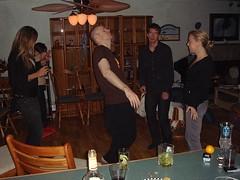 Pictured: Kevin McAnoy Johan Skoglar Helena Thorsell Jenny Morin