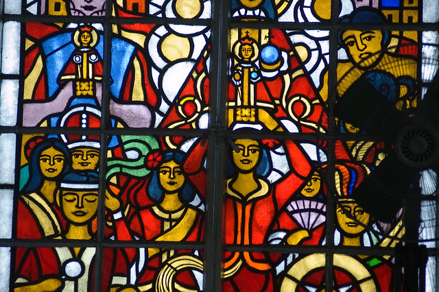 2008.09.29 Basilica of Santo Nino 聖嬰教堂