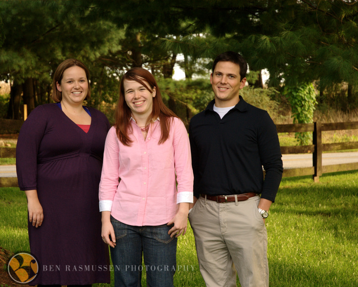 Roscano Family Portraits