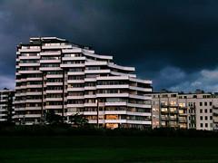 Modern building in Helsingborg (krewetka) Tags: sweden helsingborg krewetka scandinavia2008