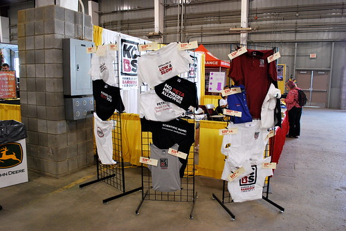 Inside the Barbecue Expo Building (by Adam &quot;Slice&quot;<br /> Kuban)