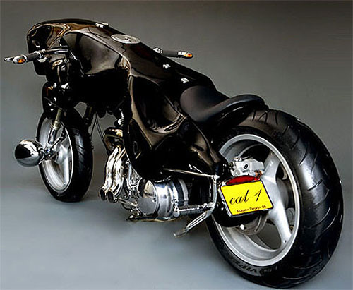 Moto Jaguar