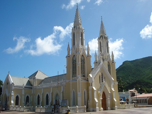Iglesia del Valle Island Margarita