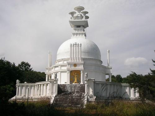 大寺山 妙法寺仏舎利塔(鹿倉山トレッキング奥多摩) Shishikurayama Trek (Okutama)