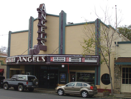 Angels Theatre in Angels Camp, CA by orngejuglr