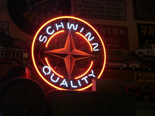 Schwin Sign