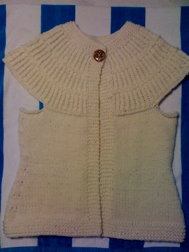 A sweater for me!