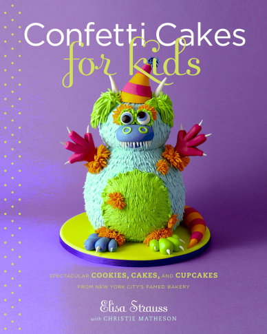 Cover of Confetti Cakes for Kids