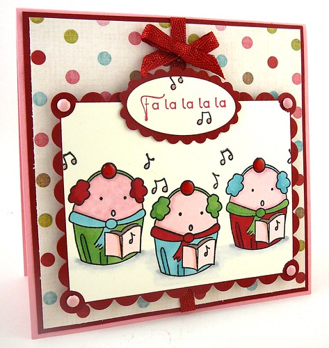 New Christmas Rubber Stamps!