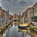 Delft Canal in HDR