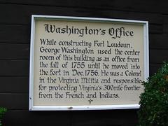 Washington's Office