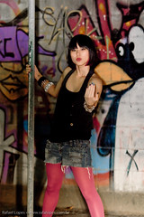 Fashion Grafite - by Rafael Lopes - Dillbert