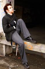 4 (Pehpsii) Tags: portrait glamourshots zache 081027