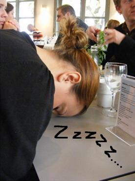 Camilla trött1