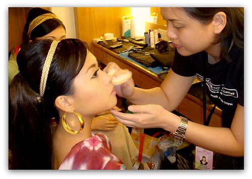 Miss Astro 2008 Final ~ Me & Queen
