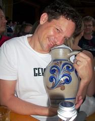 Bembel (Bembel Bub) Tags: frankfurt sachsenhausen bemalt apfelwein bembel bedruckt