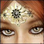 medaglione (+Fallen Angel oF Hate+) Tags: occhi sguardo occhio