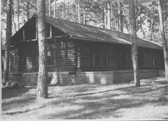 Cabin in Nesbit Woods